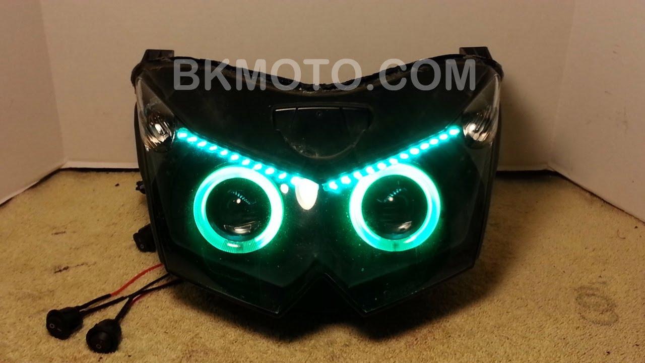 Kawasaki Ninja Hid Headlight