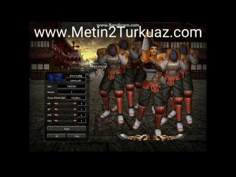 [AKTİF] Metin2 Turkuaz 119 - 120  Wslik Pvp  Server Tanıtım
