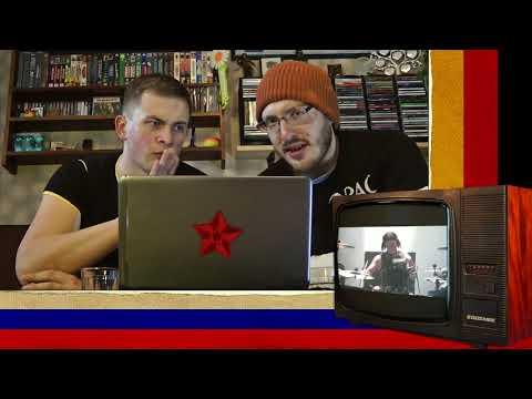 RUSSIANS WATCH - Rammstein - Ich Tu Dir Weh [Live] (REACTION!)
