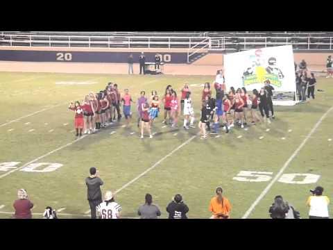 Homecoming 2010 Golden Valley High School (GVHS)