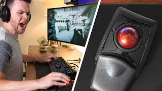 Using A Trackball for Gaming?