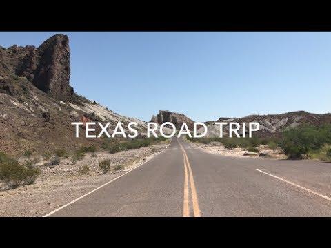 Texas Road Trip (Houston, San Antonio, Austin, Big Bend NP, Dallas)   GoPro