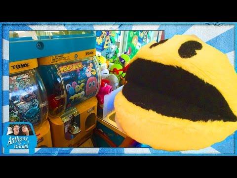 Pac-Man Surprise: Pac-Man Vending Machine Toys