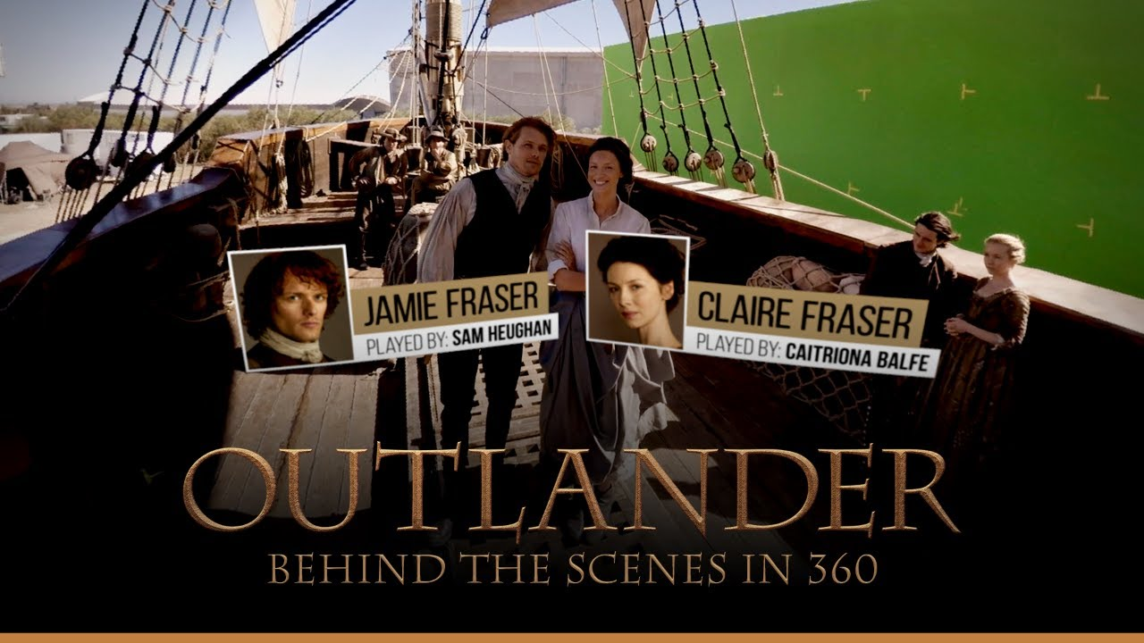 Outlander episode 11 deleted scene gives Claire and Jamie a romantic