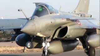 Engagement de 4 Rafales au Mali