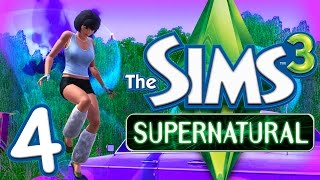 Sims 3 [supernatural Ep.4] - The Potty Dance