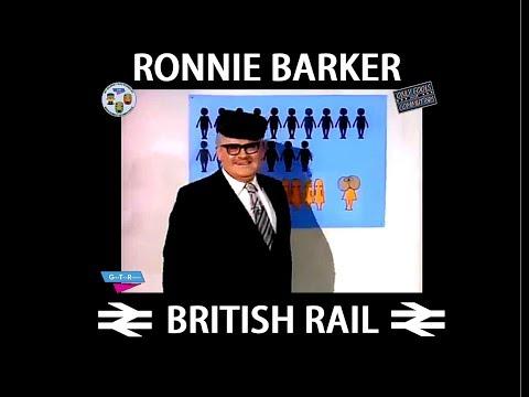 Ronnie Barker British Rail