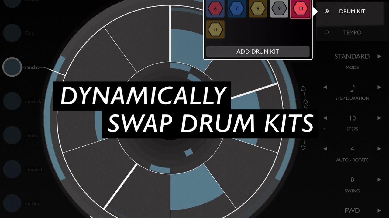 Patterning 2 : Drum Machine