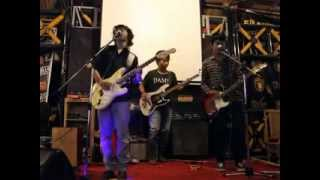 Gugun Blues shelter - Set my Soul on Fire cover