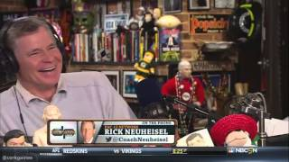 Rick Neuheisel sings 'Born in the SEC'
