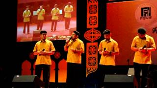 FeNU 2012 UITM SA (Part 2) - Nowseeheart KUHARAP CINTA