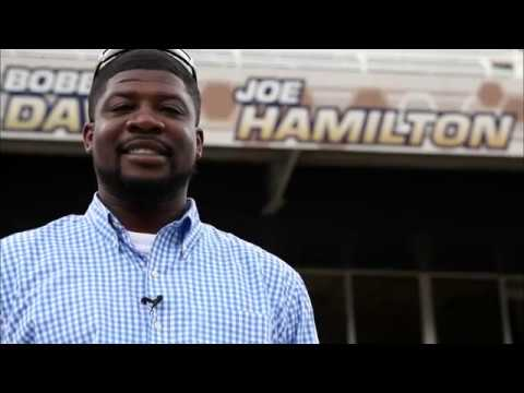 Georgia Tech Legend Joe Hamilton