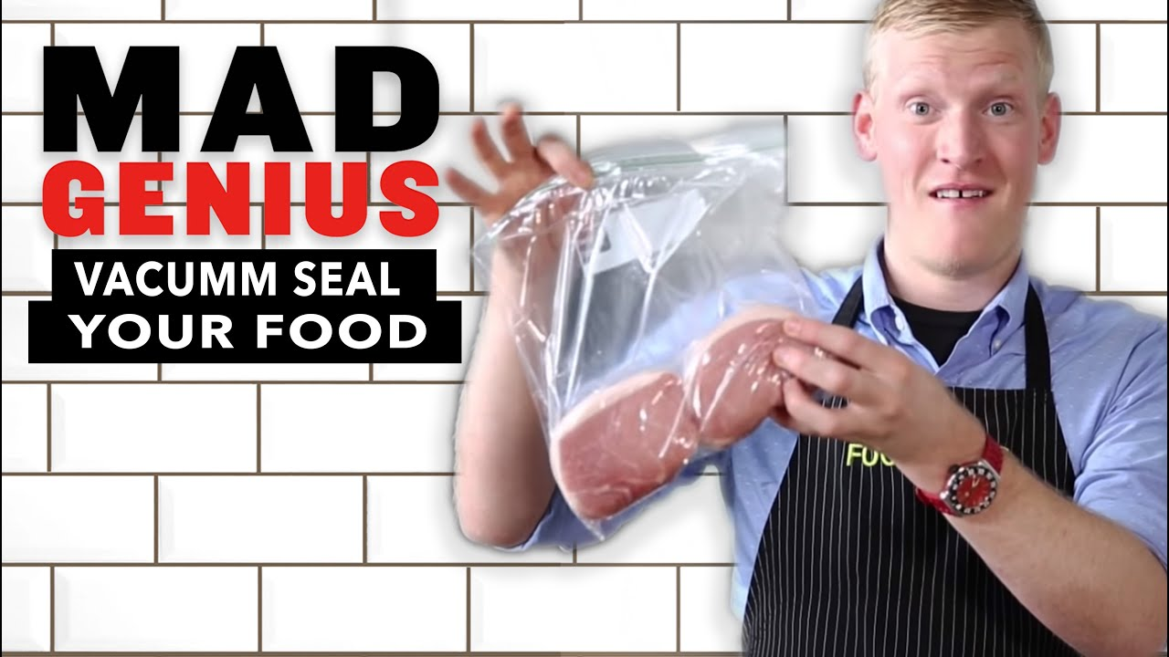 How To Vacuum Seal Your Food
