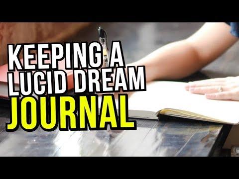 Keeping A Dream Journal (Part 1)