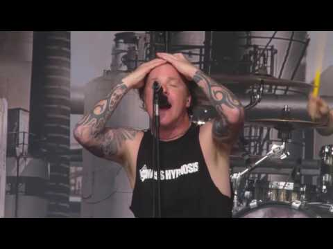 FEAR FACTORY - A Therapy for Pain - Bloodstock 2016
