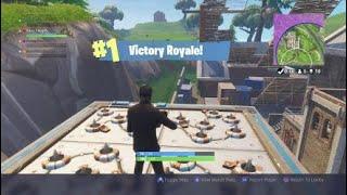 Gambar cover Solo squad win