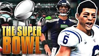 THE MOMENT HAS COME.. THE SUPER BOWL!  Madden 20 Face Of the Franchise
