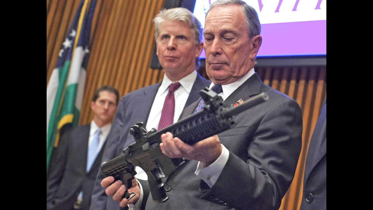 Michael Bloomberg's Everytown For Gun Safety Announces US House Endorsements