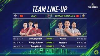 Vietnam Immortals vs Ronly - Vòng Bảng Ngày 3 [EACC Spring 2019]