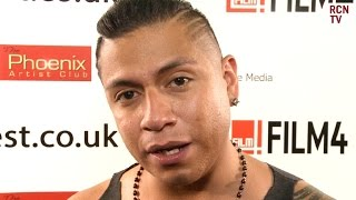 Crossing Point Rudy Youngblood Interview