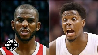 A Kyle Lowry bidding war might happen, and it
