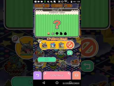 Pokemon Shuffle - Safari #24, Vikavolt