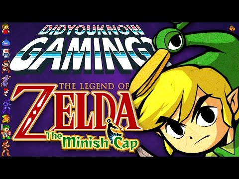 Zelda The Minish Cap - Did You Know Gaming? Feat. Remix of WeeklyTubeShow