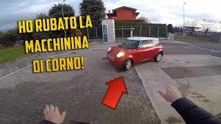 HO RUBATO LA MACCHININA DI CORNO! *video epico*