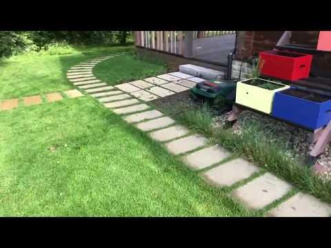 Ошибки при создании сеяного газона