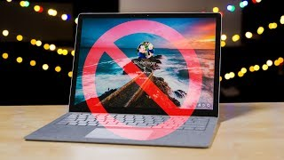 Microsoft's Surface Laptop is genuinely interesting, but you should...