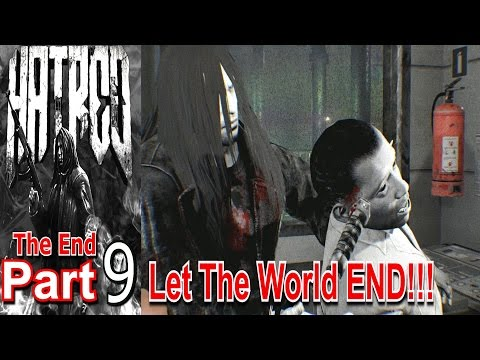 Hatred Part 9 The End PC Game This Is Evil Be Worned