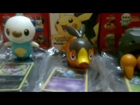 Mc Donalds pokemon toys 2012 argentina