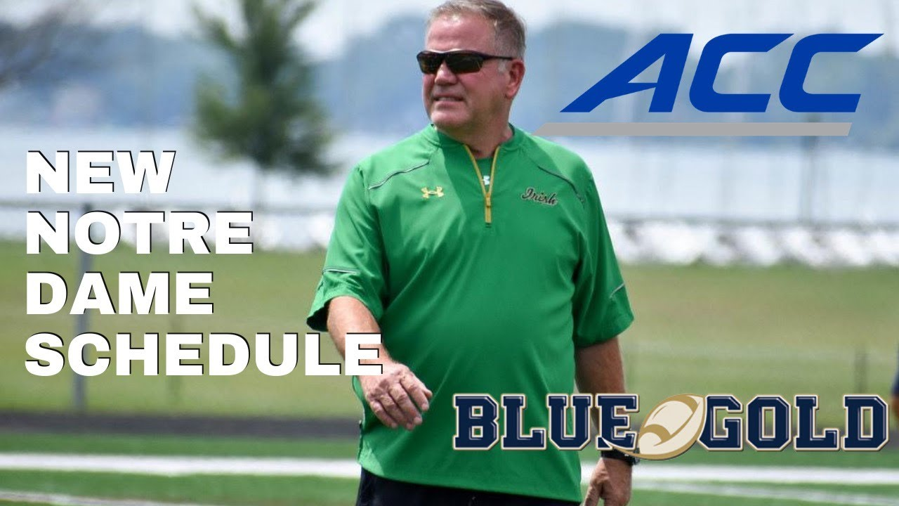 2020 Notre Dame football schedule: Dates, times, opponents, results