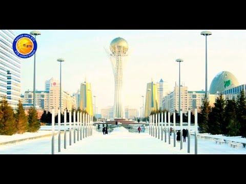 Map of the league: Astana, Kazakhstan