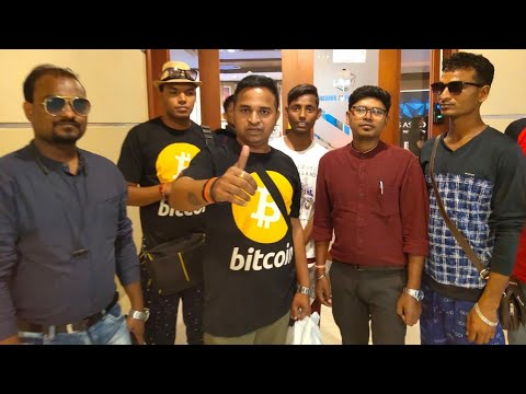 Bitcoin Buy Sell Through Bitcoin ATM In Thailand - Now All My Indian Bitcoin Invester's Are Happy...