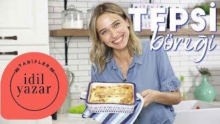 Çıtır Çıtır Peynirli Tepsi Böreği Nasıl Yapılır | Yemek Tarifleri