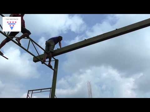 thebrotherjogja / konstruksi gudang mei2015