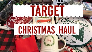HUGE Target Dollar Spot Haul ❄️❤️ Christmas items!
