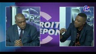 DROIT DE REPONSE: CRISE ANGLOPHONE  L'escalade   24 09 2017   EQUINOXE TV 2