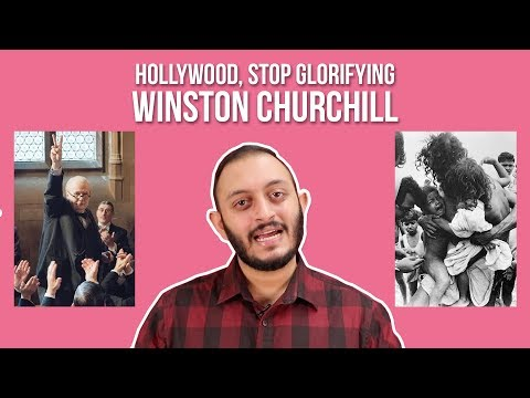Hollywood Needs To Stop Glorifying Winston Churchill