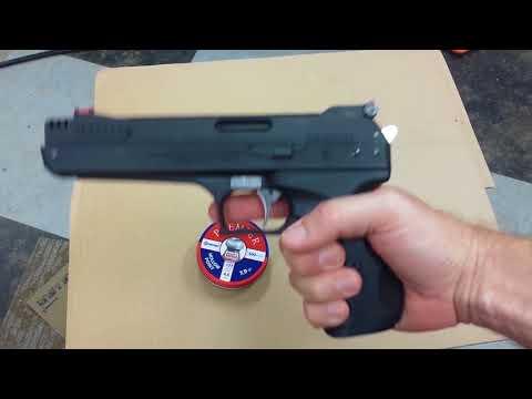 Beeman P17 - Top 5 reasons it is a great garage gun!!