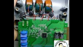 Üç Fazlı elektronik Sayaç Sökümü ve İncelemesi _ bugün Ne Sökelim?-85-