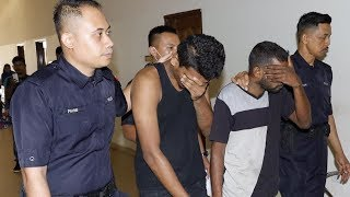 Jobless duo charged with murdering mechanic