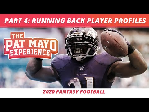 2020 Fantasy Football RB Rankings — Running Back Player Profiles And Early ADP: Part 4