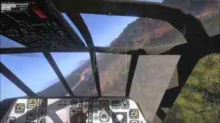 CH-34 maiden flight and crash