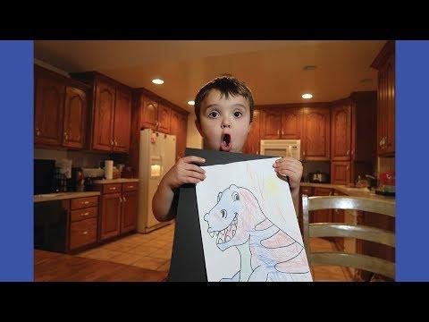 CODY IS AN ARTIST!!!