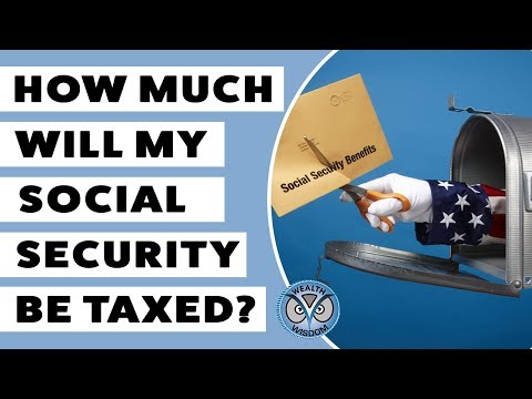 How Is Social Security Taxed?