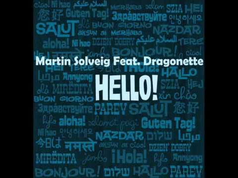 Martin Solveig Feat Dragonette  Hello Original Mix + Lyrics Subtitles