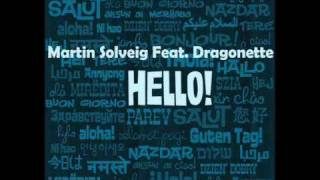 Watch Martin Solveig Hello Ft Dragonette video