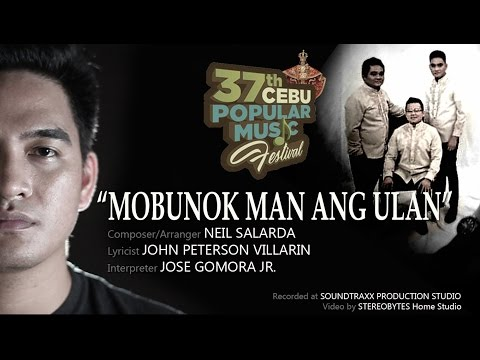 MOBUNOK MAN ANG ULAN - 37th Cebu Popular Music Festival 2017